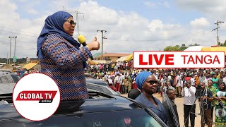 🔴#LIVE: MAMA SAMIA SULUHU Awatoa HOFU WATANZANIA -