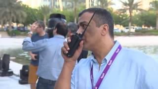 كيف جهزت العربية أكبر شاشة عرض إخباري؟ #الانتخابات_الأميركية #السباق_الرئاسي#التغطية_الأكبر#العربية