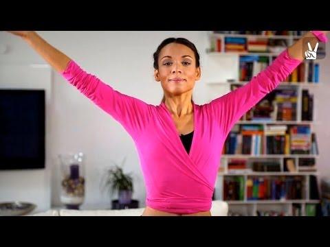 Ballett Dance Workout - 25 Minuten Schwitzen ganz ohne Tutu!