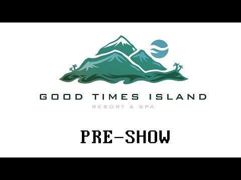 Pen & Paper: Good Times Island | Pre-Show