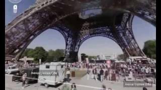 Gambar cover Google Maps: Paris - Eiffel Tower