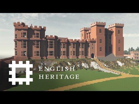 Kenilworth Castle in Minecraft | Part 1: Exterior