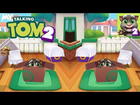 my-talking-tom2-level-1⎮gameplay-make-for-kid-#1