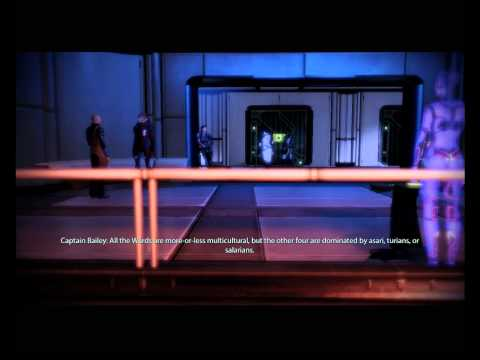 7. Mass Effect 2 - Telling The Council Where To Shove It