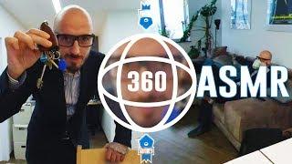 ТВОЯ НОВАЯ КВАРТИРА Asmr в виртуальной реальности • 360 Vr Video Vrkings