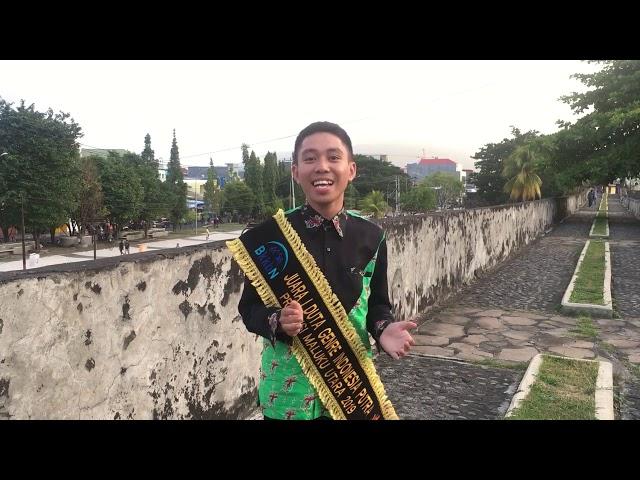 YUSRIL RAFIQSAL ZULDAN DUTA GENRE INDONESIA PROVINIS MALUKU UTARA 2019