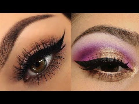 Simple Smokey Eye Makeup Tutorial for Beginners