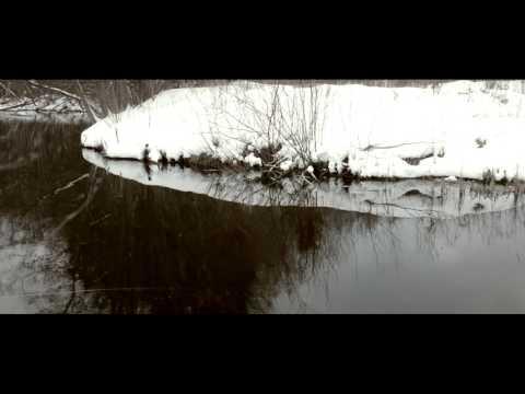Winter Fly Fishing In Estonia!