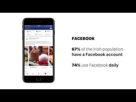 Irish Social Media Stats - BoomMedia