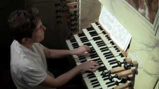 J. S. Bach : Passacaille pour orgue BWV 582