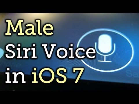how to change your male voice to a female voice