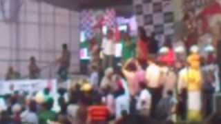 SRK in LPU(chennai express dialogue)