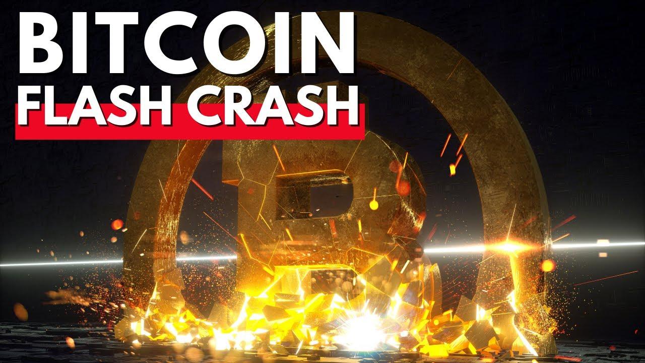 Bitcoin FLASH CRASH💥