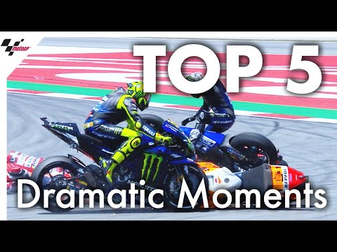 Top 5 Dramatic Moments in 2019