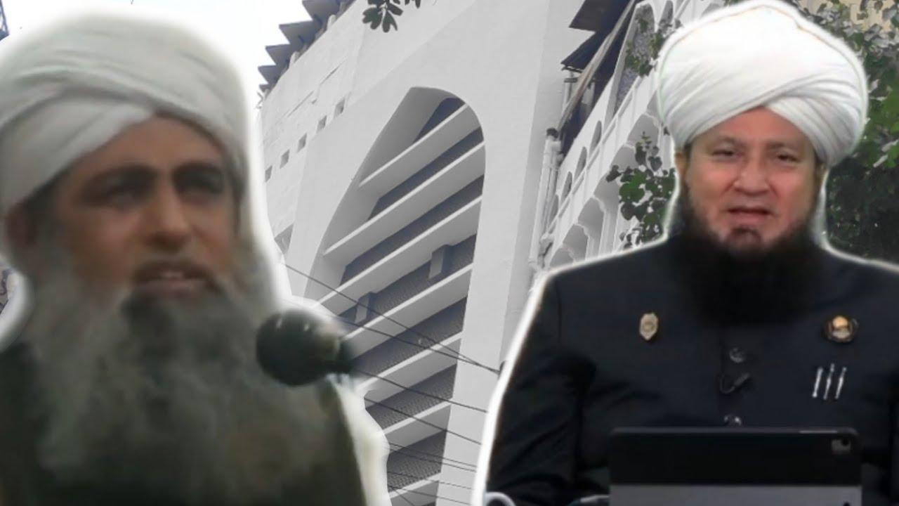 Markaz Nizamuddin Delhi Aur Hazrat ji Maulana Saad Sahab Aur Ek Khawab by Mufti Muneer Sahab Ankhon