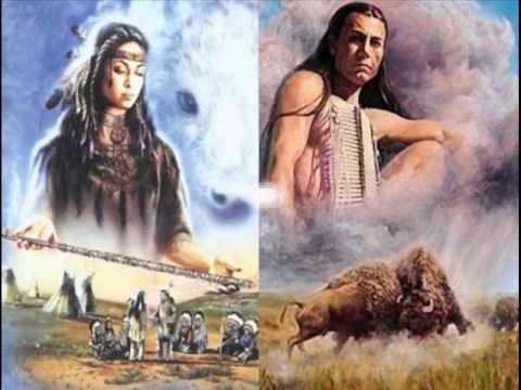 Tatanaka Nanatial ~ Buffalo Healing Native American Indian Chant ...