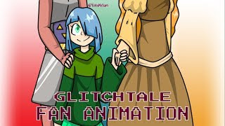 "Glitchtale Unfinished Fan Animation | Chapter 26 -  ""The Second Tragedy"""