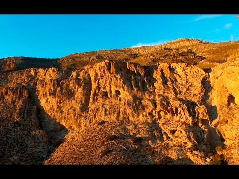 Aerial Kapsa - Sitia Crete (HD 1440x1080)