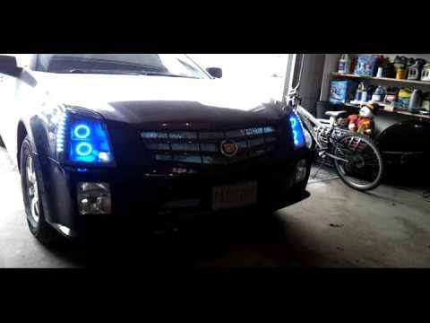 Wired Ridez 07 Cadillac Srx Hd Showcar Youtube