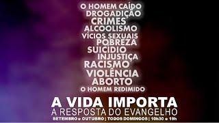 Culto Matutino  - 18/10/2020 | A resposta do evangelho ao Aborto