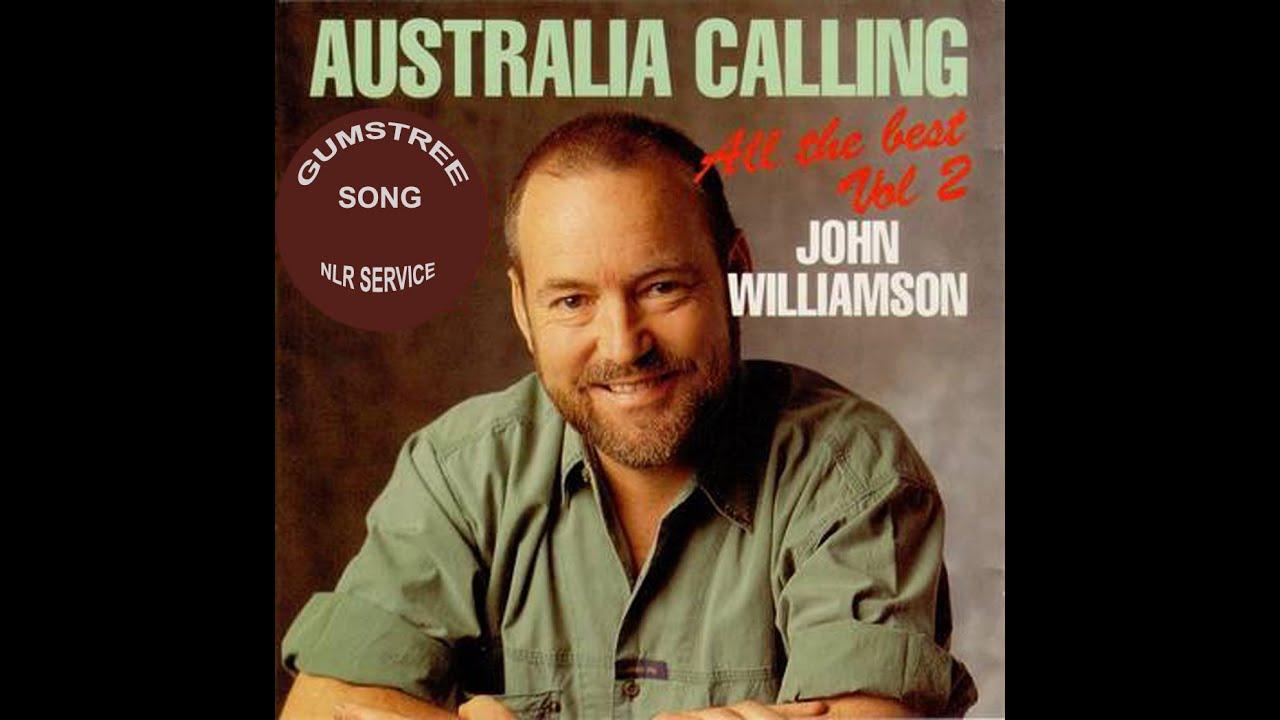 "John Williams ""GUMTREE SONG"""