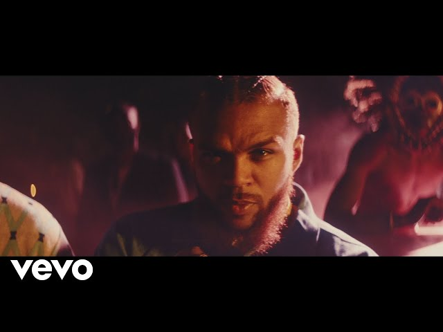 Jidenna - Worth the Weight ft. Seun Kuti