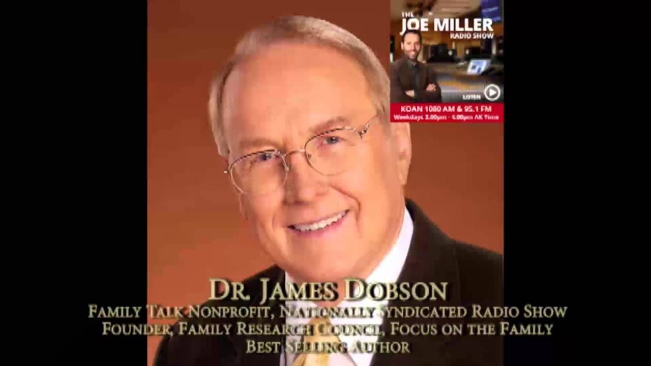 James dobson on same sex marriage