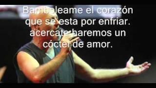 Gustavo Cordera - La bomba loca (Karaoke)