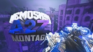'A2Z' Alphabet Montage -Trailer-