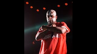 Tech N9ne live buffalo, ny 5/21/15 the beast