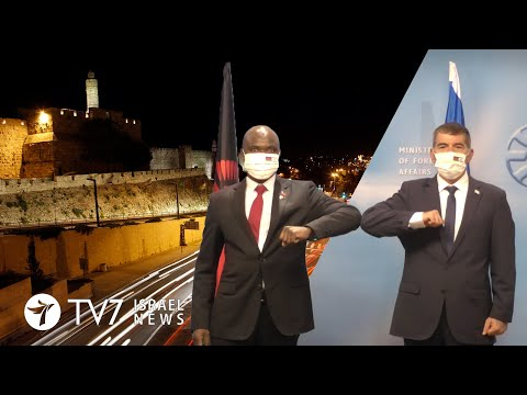 Malawi to move embassy to Jerusalem; Palestinians sue UK ove