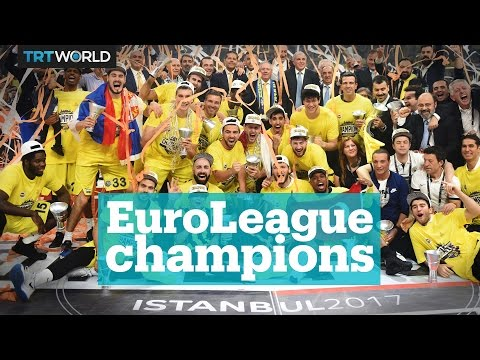 Turkey's EuroLeague Champions