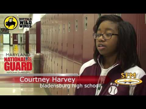 November Student-Athlete of the Month