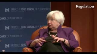 Janet Yellen Policy Talk