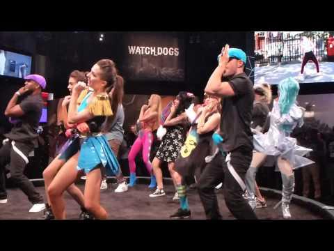 E3 2013   Ubisoft WiiU Dance 3