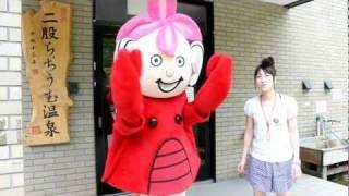まんべくんと行く長万部町めぐり!@北海道長万部町 Oshamanbe Report, Hokkaido