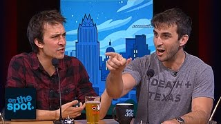 On The Spot: Ep. 95 - NEW HOST AUDITIONS | Rooster Teeth