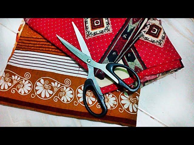 পুরাতন কাপড় থেকে চমত্কার পাপস তৈরির আইডিয়া || Old Cloth From New Idea || New Diy Arts And Crafts