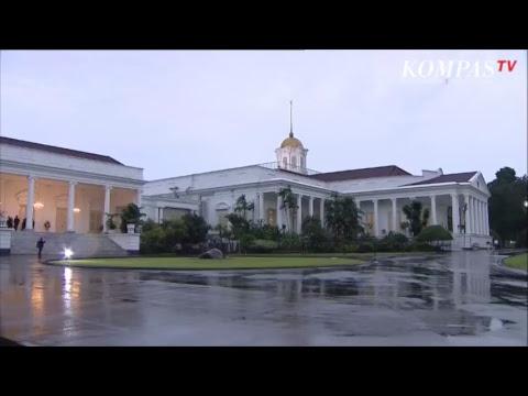 Kunjungan  Presiden Korea Selatan di Istana Bogor