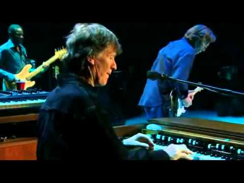 Eric Clapton Double Trouble With Steve Winwood Live At Madison Square Garden Youtube