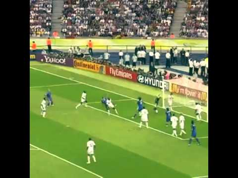 Marco Materazzi Goal Vs France  World Cup Final