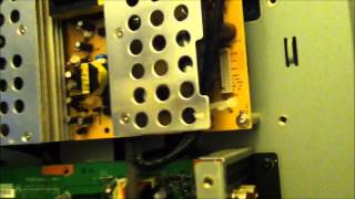 Westinghouse tx-42f430s wont turn on fix repair