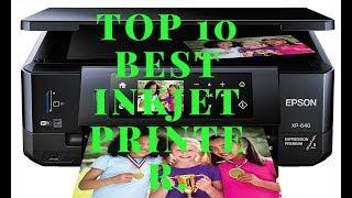 Top 10 Best inkjet printer 2018