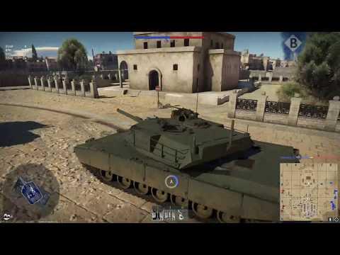 M1 ABRAMS GAMEPLAY | WAR THUNDER DEV SERVER 1.77