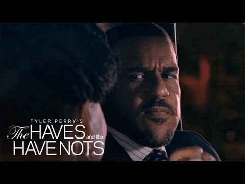 David Confronts Veronica About Maggie's Death   Tyler Perry's The Haves And The Have Nots   OWN