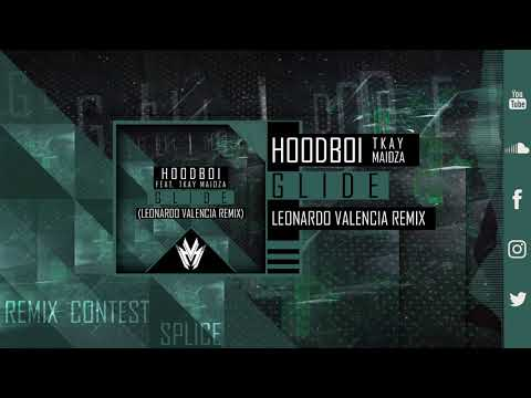 Hoodboi Feat. Tkay Maidza - Glide (Leonardo Valencia Remix)