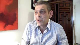 """Alain Marty phase terminale cancer des poumons stade 4 chante"""" mes emmerdes"""""""