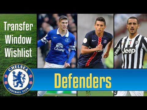 Chelsea Transfer Wishlist | Defenders