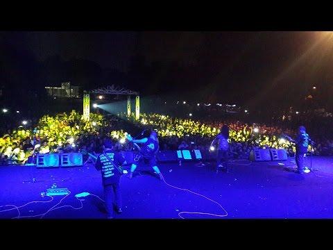 Power Metal - Live at Stadion Pajajaran Bogor Part.1