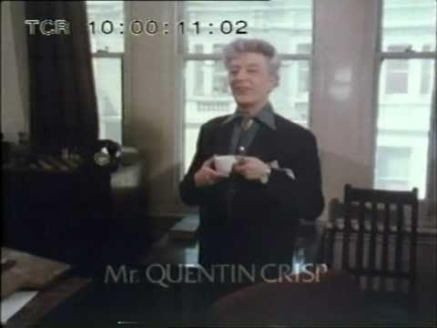 Quentin Crisp - The naked civil servant - Thames Television